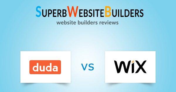 Duda vs Wix