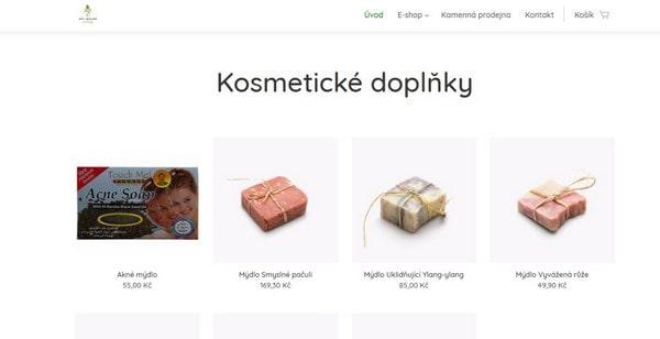 Online store example