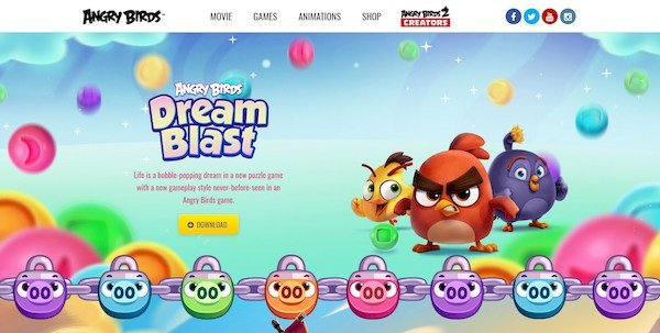 Angry Birds – the official game website