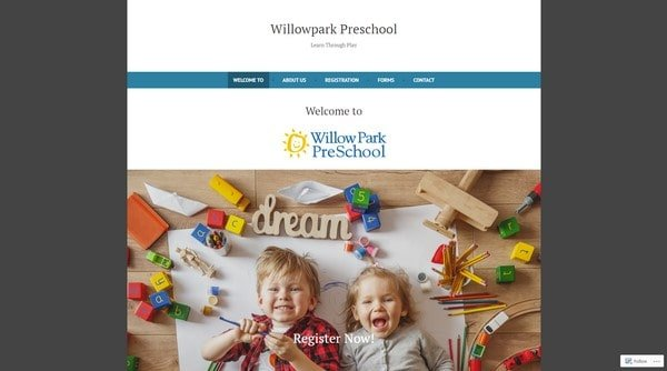 Willow Park Preschool – an educational organization