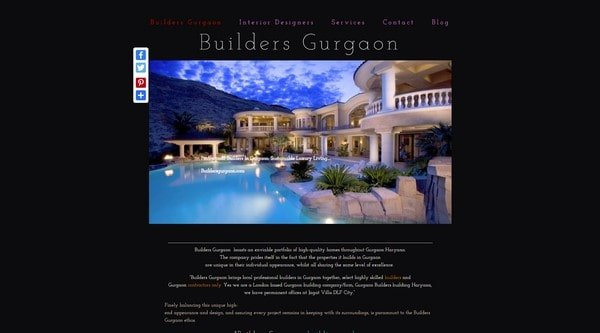 Builders Gurgaon – construction and interior design services