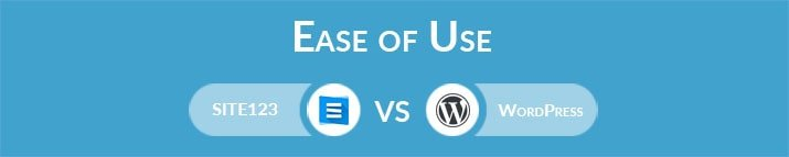 SITE123 vs WordPress: Which One Is Easier to Use?