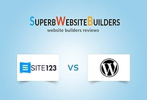 SITE123 vs WordPress: Which Is Better?