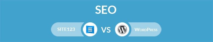 SITE123 vs WordPress: Which One Is the Best for SEO?