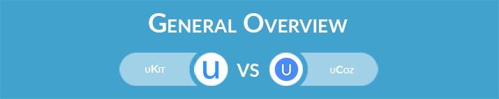 uKit vs uCoz: General Overview