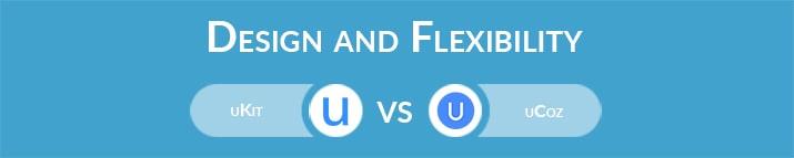 uKit vs uCoz: Design and Flexibility