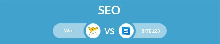 Wix vs SITE123: Which One Is the Best for SEO?