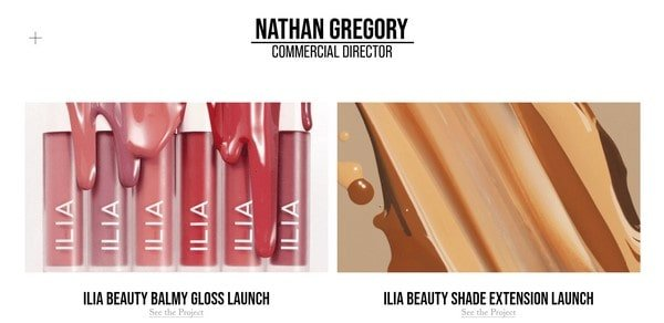 Nathan Gregory – a commercial director