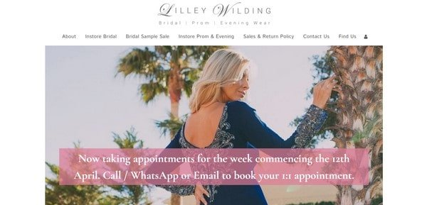 Lilley Wilding – a fashion photographer