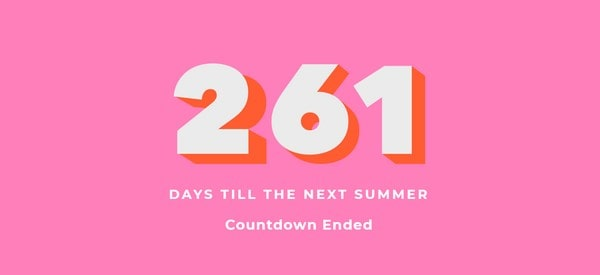 261 – countdown page