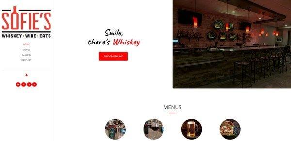 Sofie's Lounge – restaurant