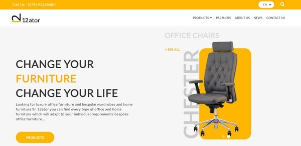 12 ator – office furniture store