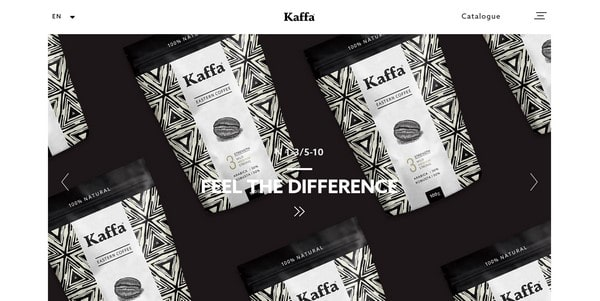 Kaffa – a coffee shop