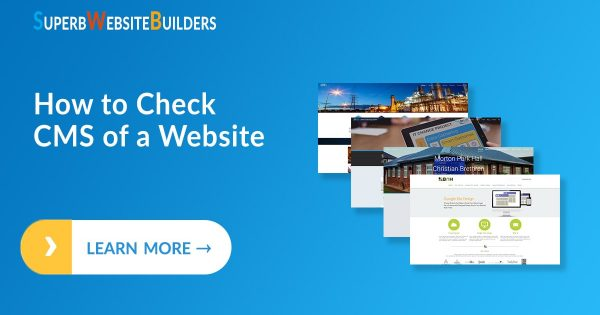 How to Check CMS of a Website