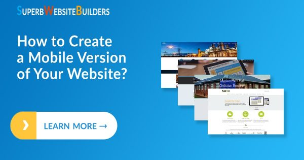 How to Create a Mobile Version of Your Website?