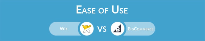 Wix vs BigCommerce: Which One Is Easier to Use?
