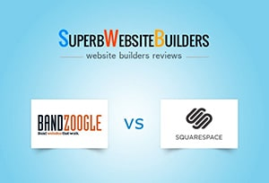 Bandzoogle vs Squarespace: Which is Better?