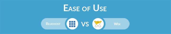 Bluehost vs Wix: Which One Is Easier to Use?
