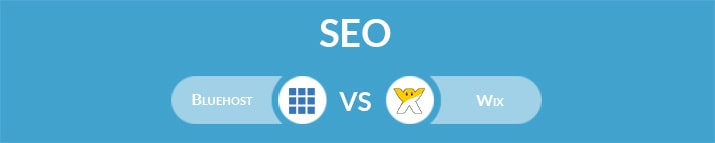 Bluehost vs Wix: Which One Is the Best for SEO?