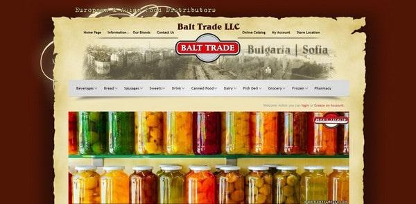 Balttradeusa.com – a European food whole seller