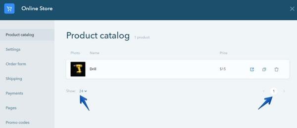 ukit product catalog