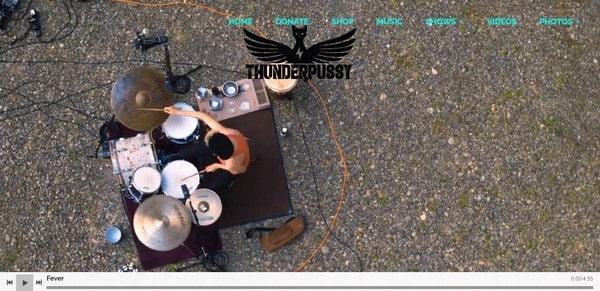 Thunderpussy – rock band
