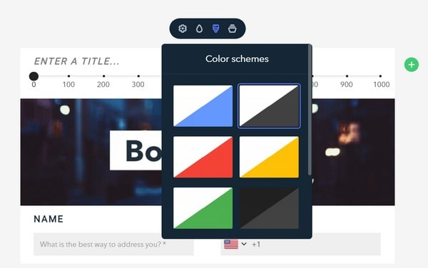ucalc color scheme