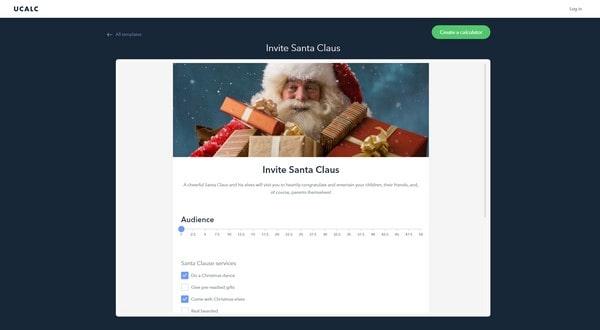 Live Santa Claus – entertainment for kids