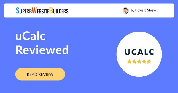 uCalc Calculator and Form Builder Review