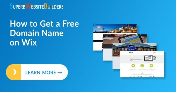 How to Get a Free Domain Name on Wix
