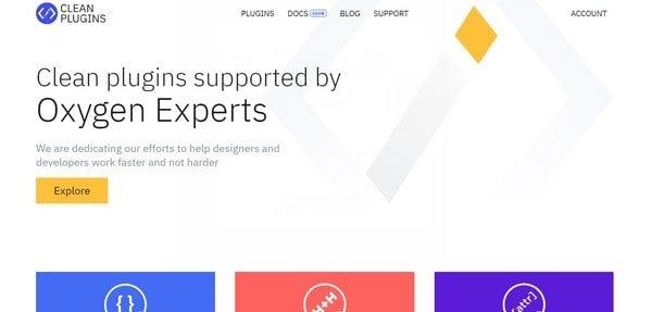 Clean Plugins – plugin developers