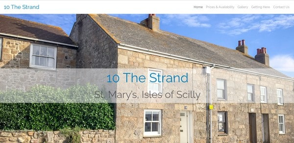 10 The Strand – a hotel