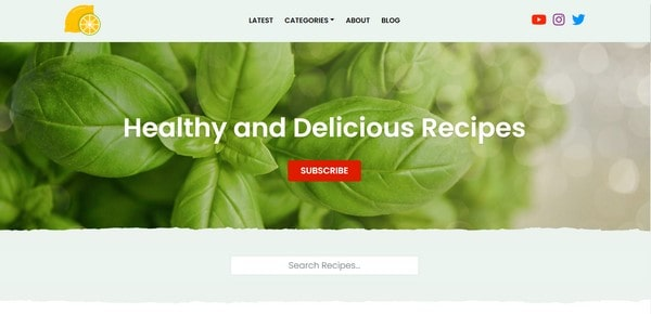 Lemon Cook – online recipes