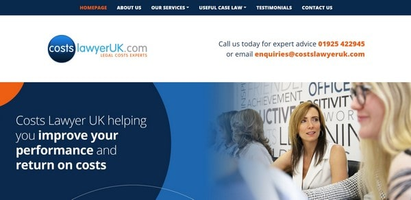 Cost Lawyers – cost industry legal specialists