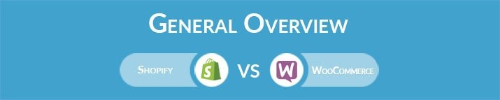 Shopify vs WooCommerce: General Overview