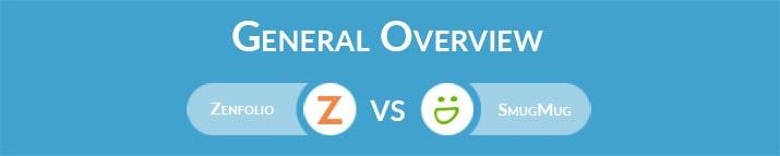 Zenfolio vs SmugMug: General Overview