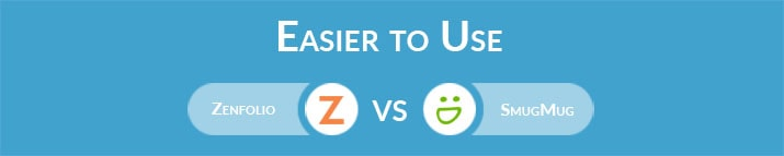 Zenfolio vs SmugMug: Which One Is Easier to Use?