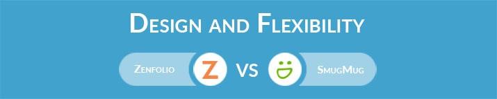 Zenfolio vs SmugMug: Design and Flexibility