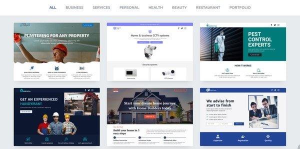 Web.com Design and Templates