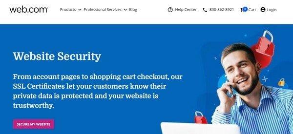 Web.com Security