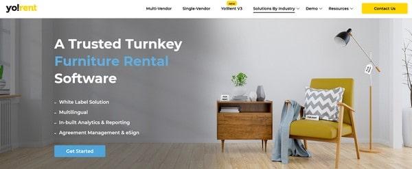Yo!Rent Furniture Rental
