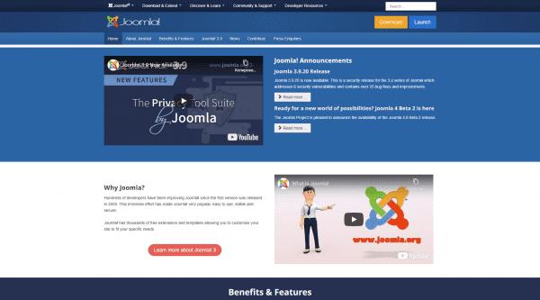 Joomla – универсальный движок, который подойдёт и для интернет-магазина