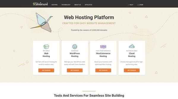 dedicated hosting server site we