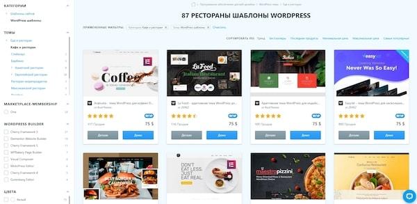 WordPress — самый популярный универсальный движок для сайтов
